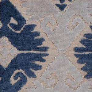 Tela Rombo azul | Colección MARTIN